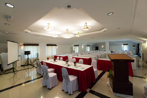 The Frangipani Meeting Package