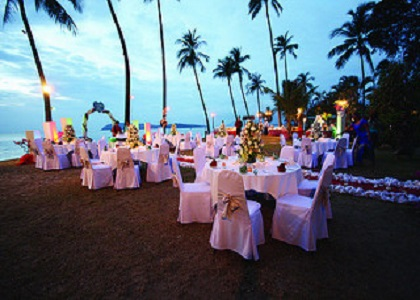 Frangipani Wedding Packages