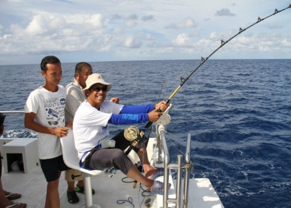 Langkawi Fishing Tour