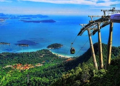 Cable Car & Oriental Village Tour