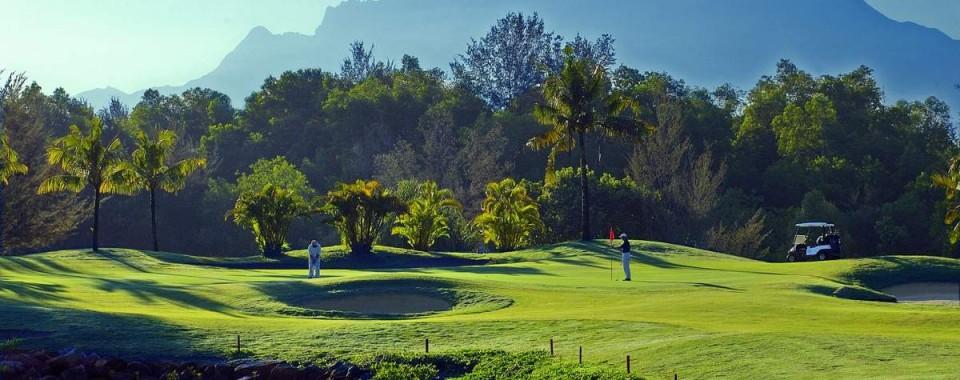 Langkawi Golfing Package