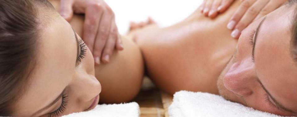 Frangipani Couples Massage