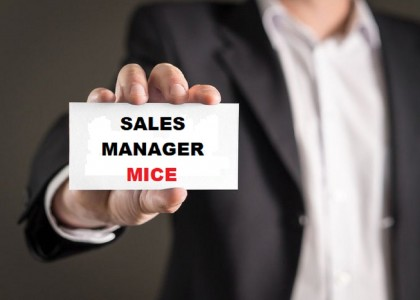 Sales Manager - MICE