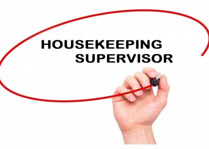 Housekeeping Supervisor