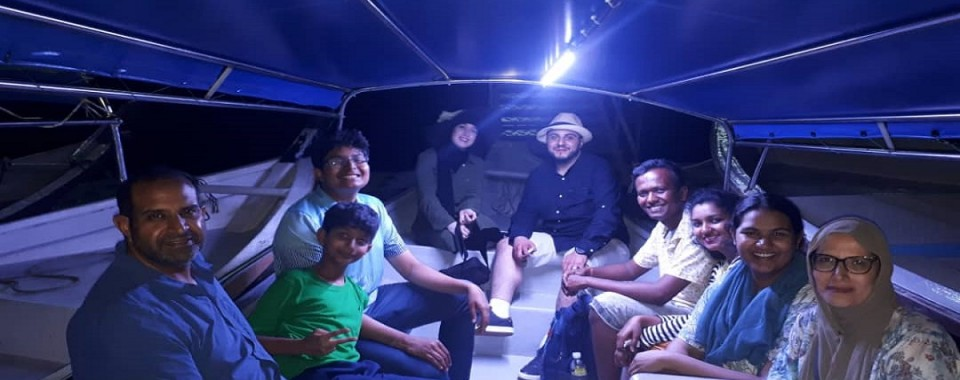 Mangrove Night Safari Tour